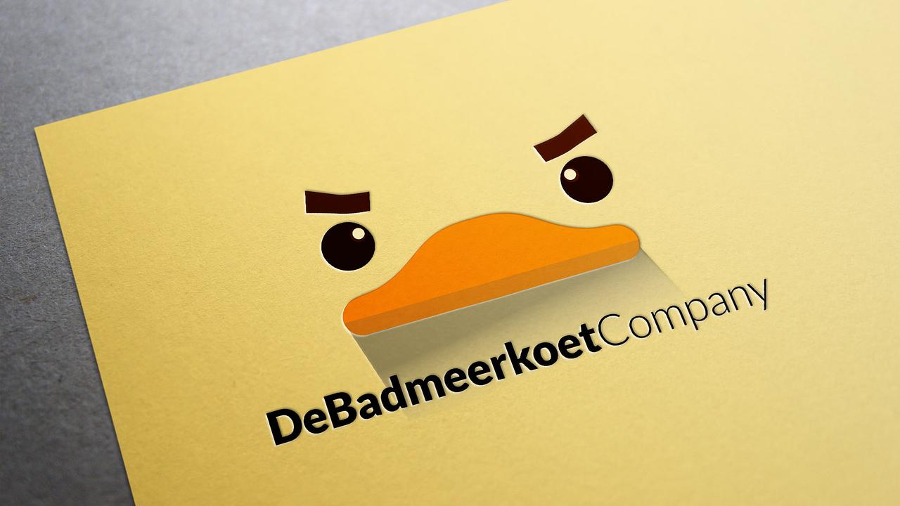 Logo DeBadmeerkoetCompany