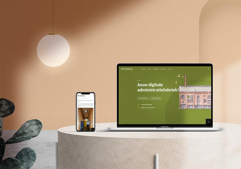 Website concept ABS DeRonde